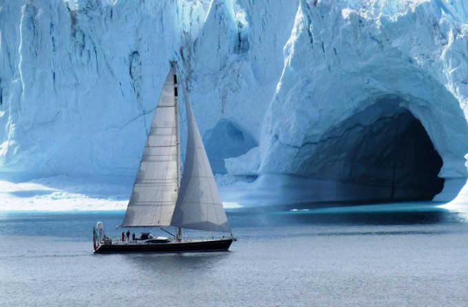 Sail yacht BILLY BUDD -  On charter in Antartica