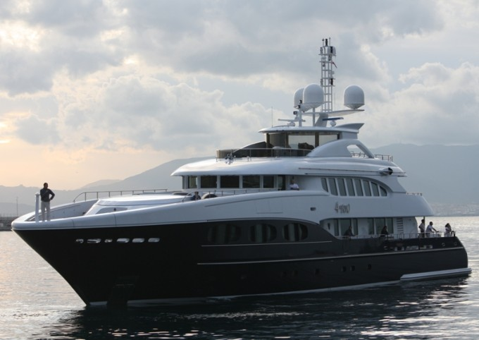 MY 4You (Heesen Yachts)