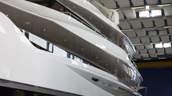 feadship joy launched