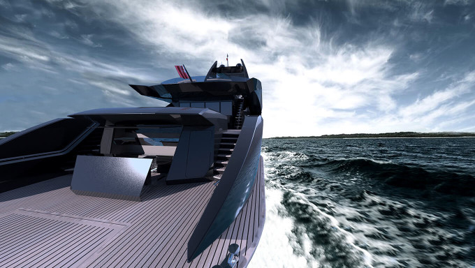 project Gotham icon yachts